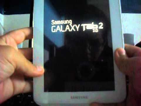 Como atualizar o samsung galaxy tab 2 7.0