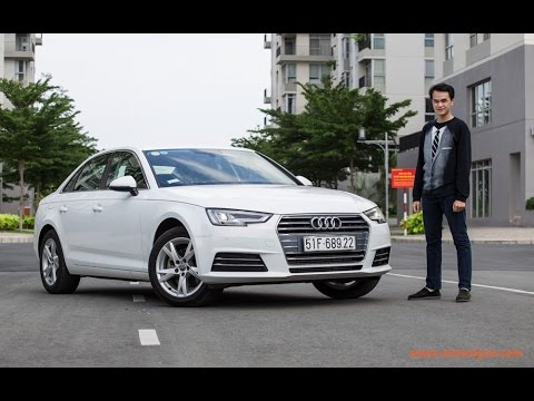 Otosaigon - Đánh giá nhanh Audi A4 2.0 2016
