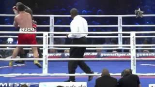 Sauerland Boxing: Huck vs. Afolabi II