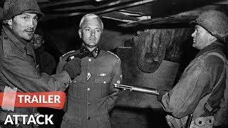 Attack 1956 Trailer | Jack Palance | Lee Marvin