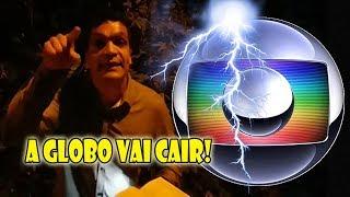 Cabo Daciolo Profetiza o Fim da Rede Globo Após Ser Excluído de Debate!