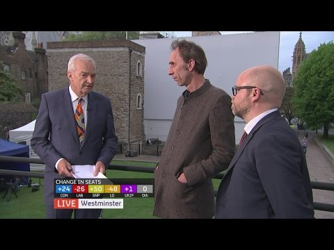 Will Self and Toby Young debate the 'politics of fear' from the election campaign
