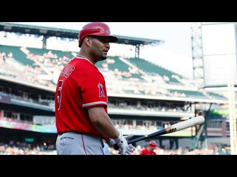 Albert Pujols First Half Highlights 2014