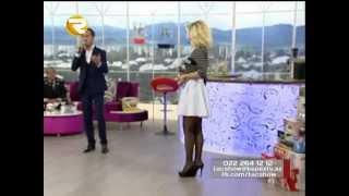Ferid Eziz Canli Verlis (Sirin Yuxu)(Regyon tv + Kepez tv Tac Show Verlisi Canli ifalar)