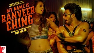 My Name is Ranveer Ching says Ranveer Singh