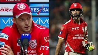 SRH v KXIP: Henriques Over The Game-Changer; Maxwell's Form Not a Worry - Miller