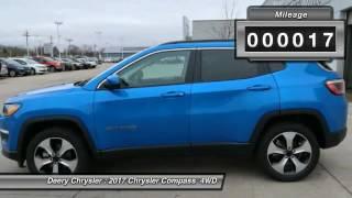 2017 Chrysler Compass Iowa City IA J2359