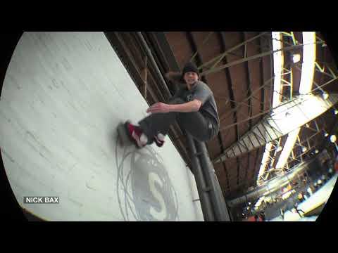 Vans Elijah Berle Pro Weartest @ Pier 15 Skatepark(Nick Bax, Bert Roeterdink, Fabian Verhaeghe)