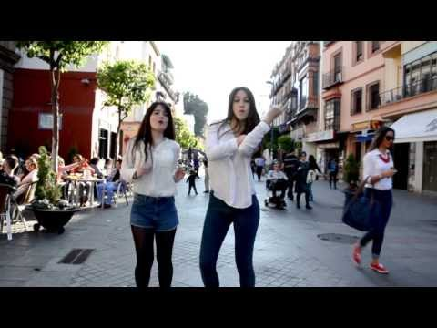 Pharrell Williams - Happy We Are From Seville, Spain (residencia Universitaria Armendáriz) #happyday video