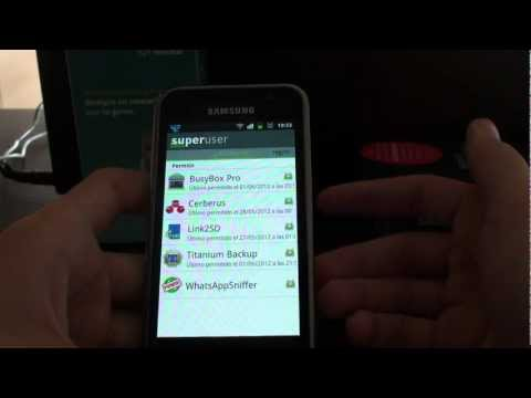 App Superuser Root // HD Pro Android Reviews