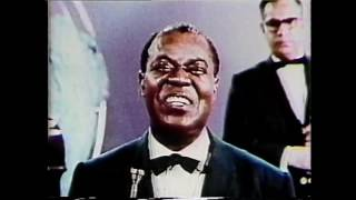 When The Saints Go Marching In Louis Armstrong Live Tv Show