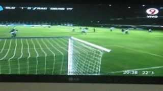 Golazo de Blandi| San Lorenzo 1 vs Racing 0. Torneo Final 2014 | 15/2/2014