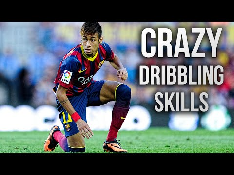 Neymar Jr ● Crazy Dribbling Skills ● 2014 video