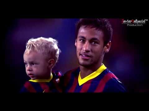 Neymar Jr ● Crazy Dribbling Skills ● 2014