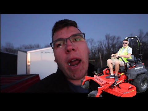 The Truth About Gravely Mowers and Getting Engaged!! UPDATE