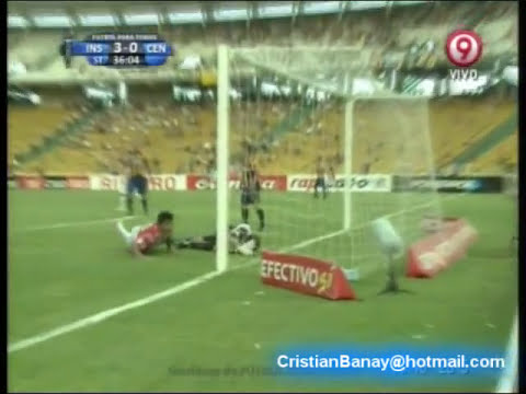 Instituto 3 Rosario Central 0 Torneo Nacional B 2011-12 Los goles (3/3/2012)