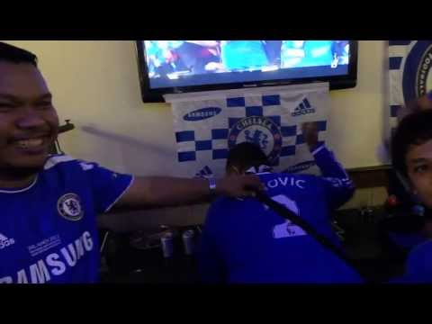 Chelsea Champion UEL 2013 Malaysia Blues Army Part 6