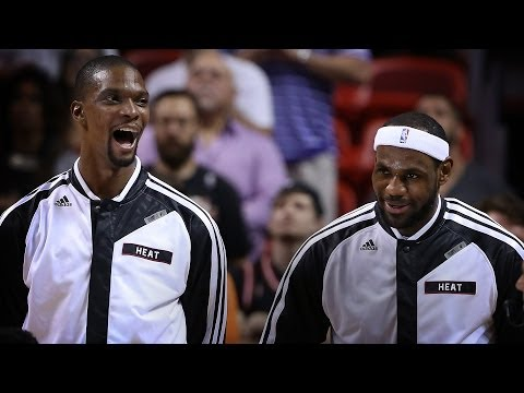 All hail Chris Bosh, the key to a Miami three-peat (Daily Win)