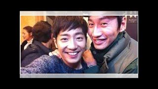 Lee Sang Yup says Lee Kwang Soo is his role model
