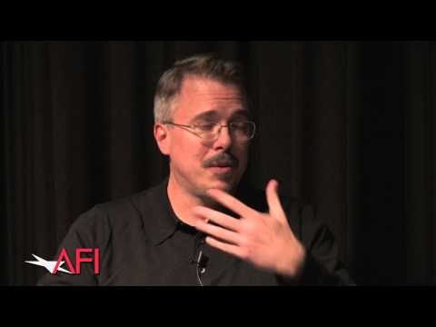 Vince Gilligan's advice to new staff writers