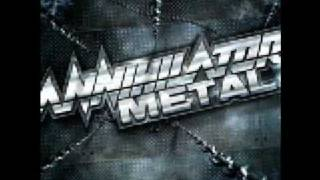 Watch Annihilator Kicked video