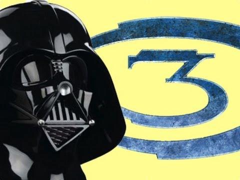 Darth Vader Plays Halo 3