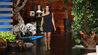 Family Talk with Kim Kardashian West by : TheEllenShow