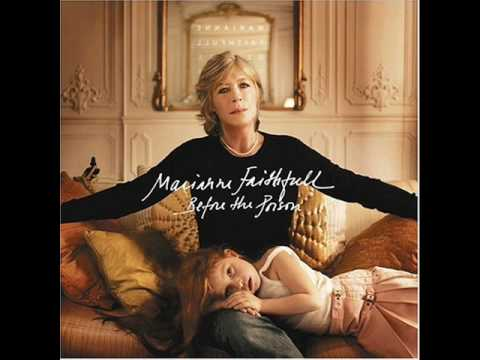 Green Fields (Last Song) Marianne Faithfull