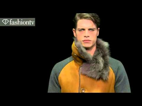 Emporio Armani Men Fall/Winter 2013-14 | Milan Men s Fashion Week | FashionTV