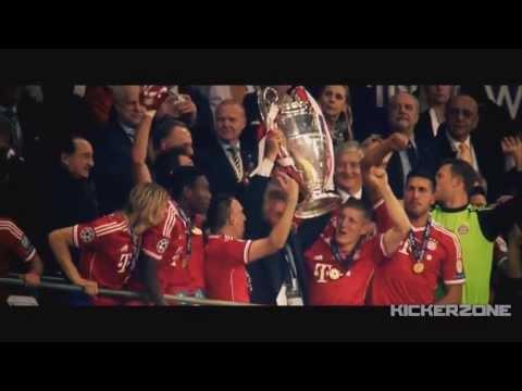 FC Bayern München ║ Best Season Ever 2012/2013 ║ HD