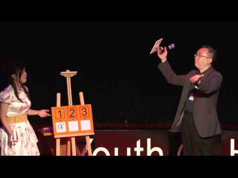 Queenie Poon at TEDxYouth@HongKong 2013