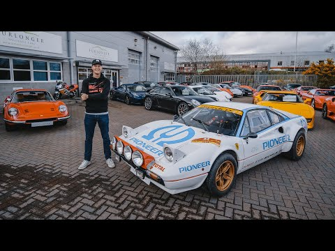 Finding My Next Rally Car [Ferrari 308 Group 4 Rally]