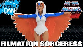 Filmation Sorceress He-Man and the Masters of the Universe Figure Video Review