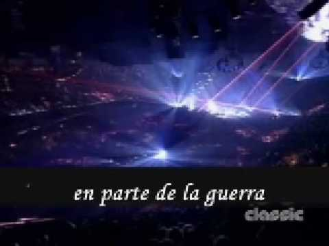Pink Floyd - Wish you were here(live) subtitulado al español