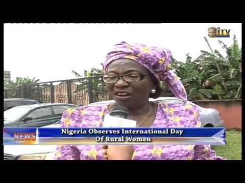 Nigeria observes International Day of Rural Women