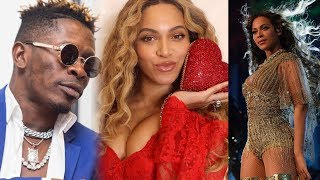 Shatta Wale Sets Record by featuring in Beyonce Latest Album Songs!