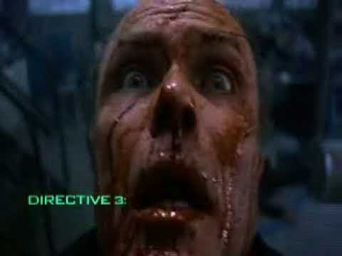 robocop vs clarence boddicker drug factory scene