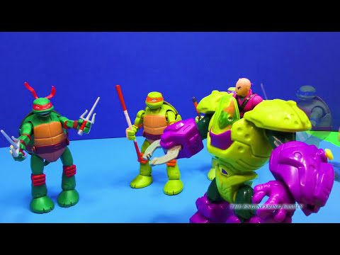 TEENAGE MUTANT NINJA TURTLEs Nickelodeon TMNT Mutations a TMNT Video Toy Review