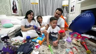 JANJI SUCI - Rafathar Kaget Liat Kado Dari Raffi (18/8/18) Part 3