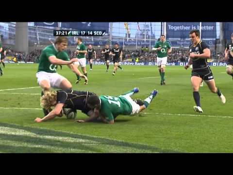 Tissot RBS 6 Nations Rugby 2013