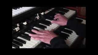 AMEN  -  Hammond organ and Roland keyboard