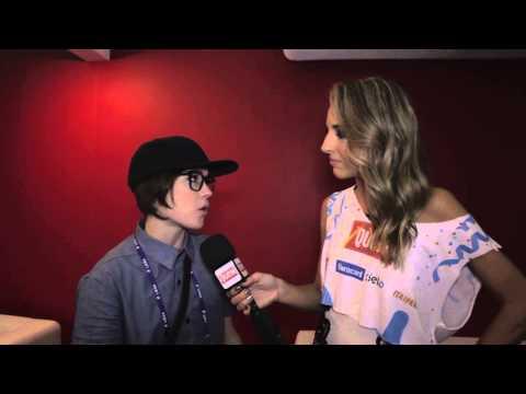 Ellen Page fala sobre o Carnaval: