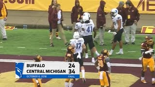 Central Michigan University: Put Your Stamp on the World