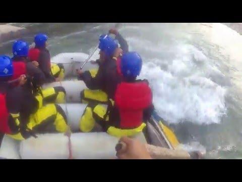 Kullu River Rafting Beas River - Rapid 3