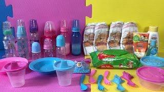 ✨Cantinho Bebê Reborn✨ - Organizando Mamadeiras🍼 e acessórios dos Bebês👶🏼! 👑Peter Toys