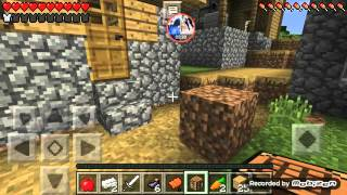 Mcpe sade SURVİVAL PART-1