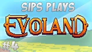Sips Plays Evoland - Part 4 - Mad Purps