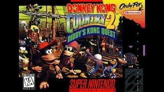 Finalizando Donkey Kong Country 2 Part 3
