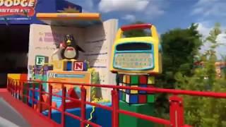 Disney World July 2018: Toy Story Land Walkthrough with Slinky Dog Dash POV