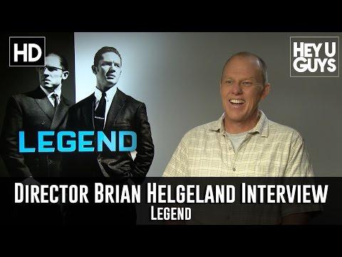 Director Brian Helgeland Exclusive Interview - Legend
